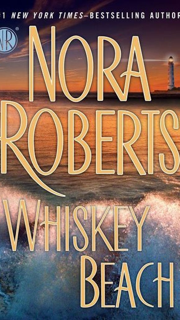 whiskey-beach-nora-roberts