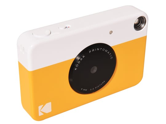 Kodak Printomatic Instant-Print Camera