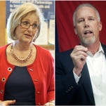 Part of a Power of Liberty ad targeting U.S. Rep. Diane Black