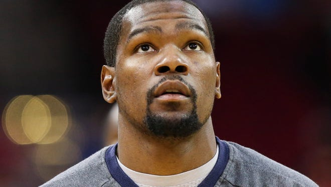 Kevin Durant is the biggest prize in NBA free agency.