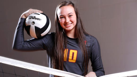 McCutcheon's Brooke Humphrey is the 2016 Journal &