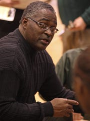 North girls' basketball coach Haywood Boston lived through school desegregation in North Carolina.