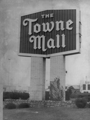 Towne Mall opened its doors to the public in May 1967.