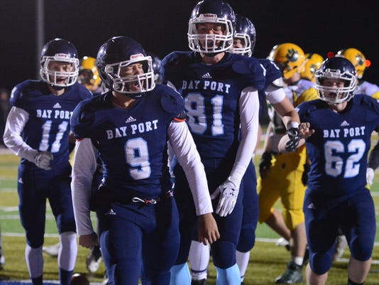Bay Port, Alec Ingold
