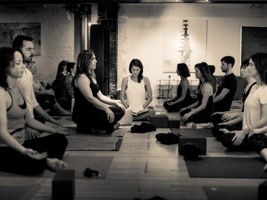 Elena Brower has been teaching yoga since 1999.
