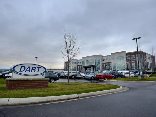 Dart Container completed a $50 million expansion of its headquarters in Mason, along with a 100,000-square-foot distribution facility.