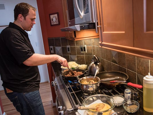 Chef at Home Dave Ogren