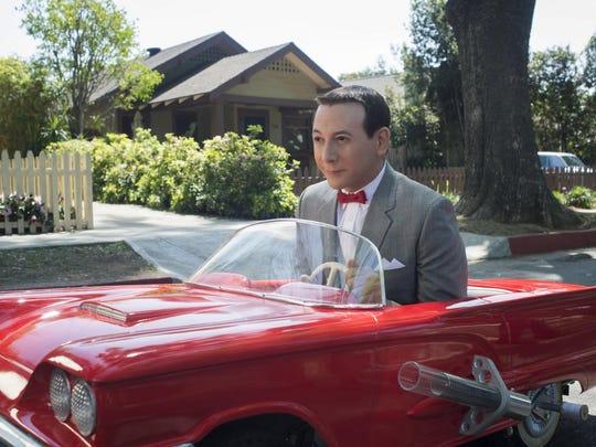 """Paul Reubens is back in """"Pee-wee's Big Holiday."""""""