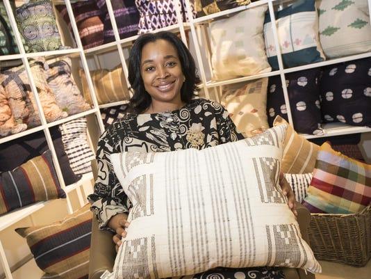Monica Parker Pillows