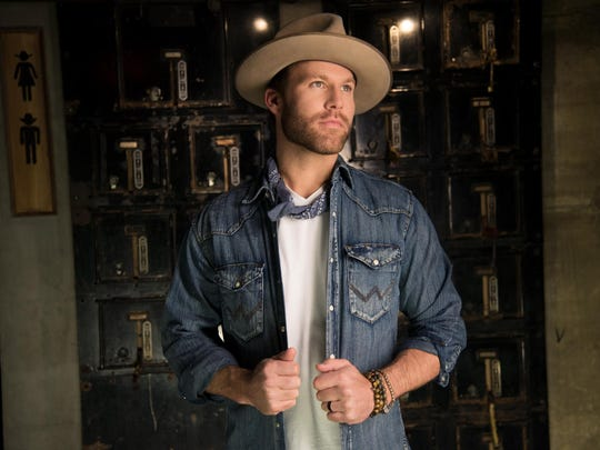 Drake White headlines the KTTS Catch a Rising Star show Friday night at Midnight Rodeo.