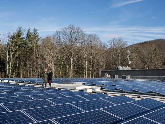 highland solar panels