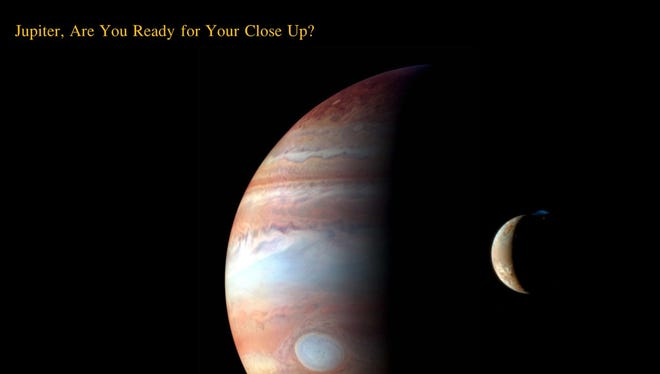 """""""The Planets - An HD Odyssey"""" was commissioned by Houston Symphony and produced by acclaimed filmmaker Duncan Copp, pairing the latest images from NASA with English composer Gustav Holst's mesmerizing music. Nashville Symphony will perform the piece Jan. 12-15."""