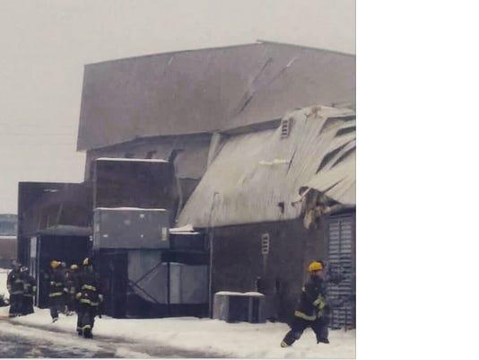 Portland building collapse