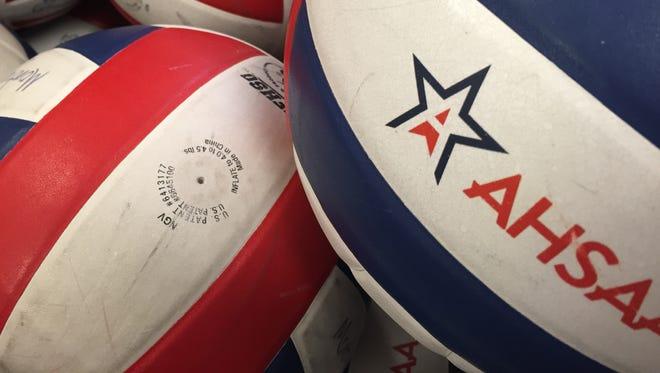 AHSAA volleyball