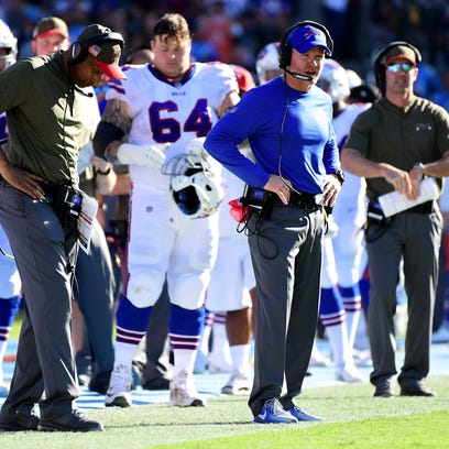 Maiorana: Unless Buffalo Bills are giving up, Tyrod Taylor should be the starter