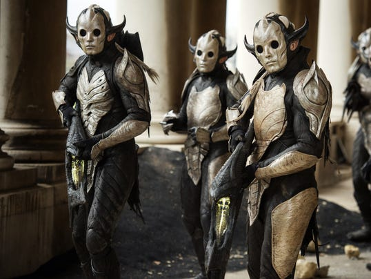 'Thor: The Dark World' Dark Elves