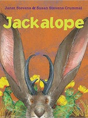 """Jackalope,"" a children's book by sisters Janet Stevens"