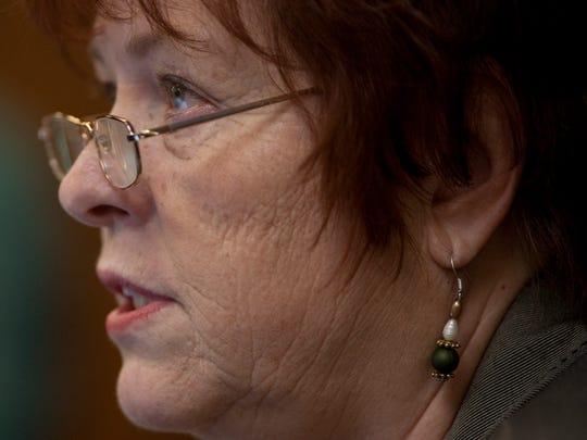State Senator Sylvia Allen