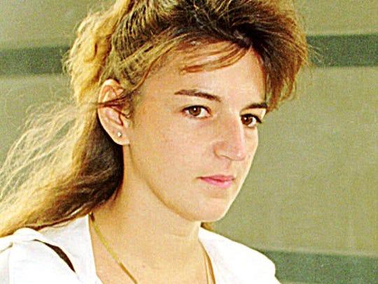 Michelle Lodzinski in 1994.