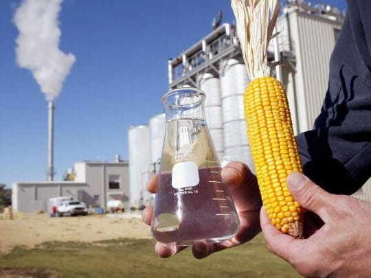 Illinois Plant Produces Alternate Fuel