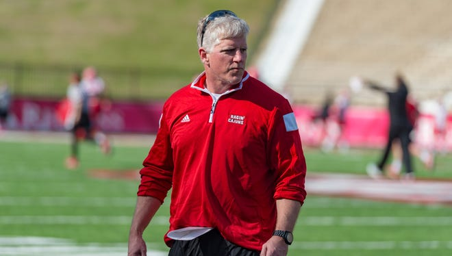 After five seasons as head coach at Southeastern Louisiana, Ron Roberts is UL's first-year defensive coordinator.