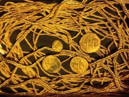 Spanish gold
