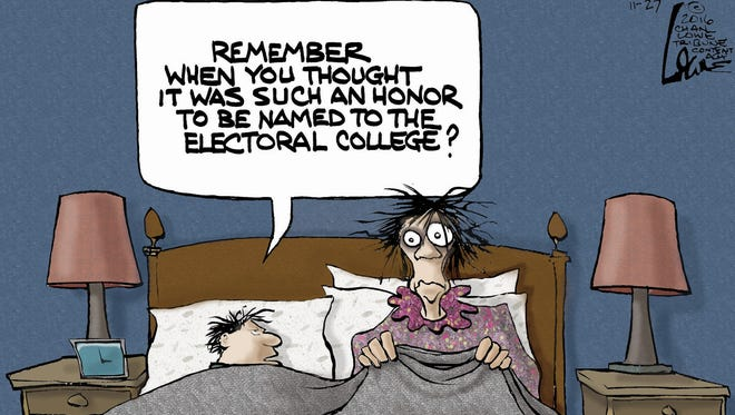 This year's presidential election again puts the Electoral College in the spotlight.
