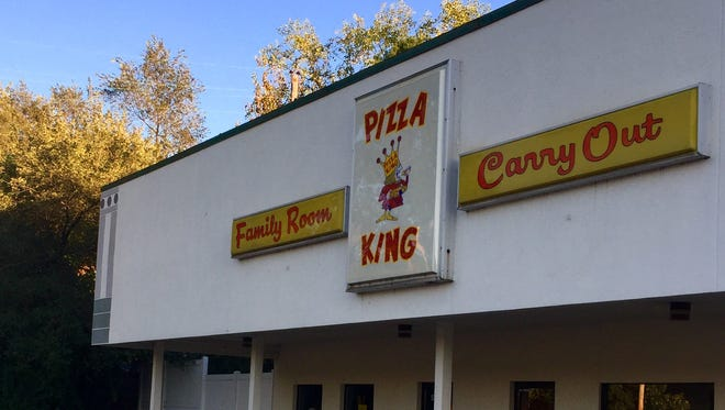 The Pizza King at Jefferson Square Shopping Center, 1400 Teal Road, in Lafayette, closed Oct. 31.