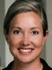 Jamie Woodson is the new chairwoman of the Tennessee