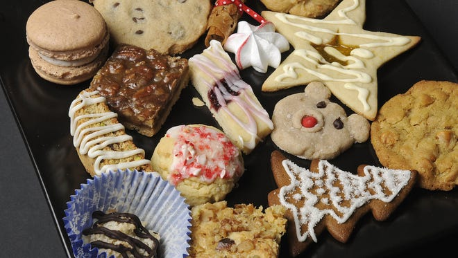 Entries in the 2015 Times Media Holiday Cookie Contest.