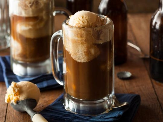 Today is National Root Beer Float Day