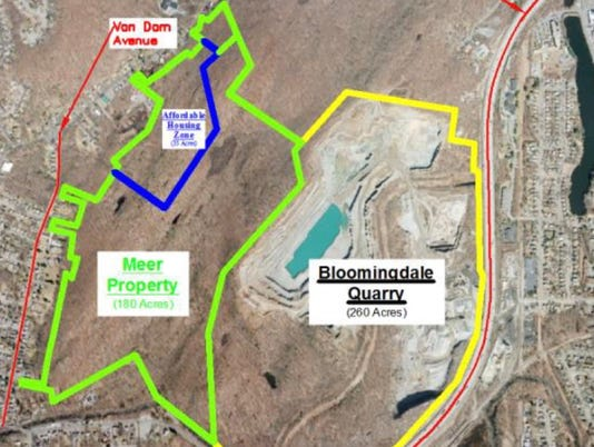 Bloomingdale Tilcon, Finbar, Meer Tract, Bloomingdale Quarry