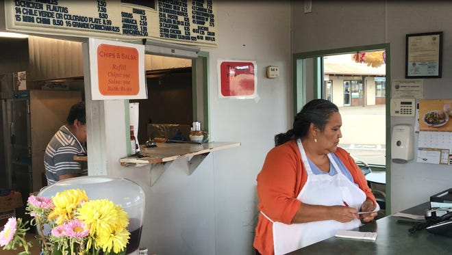 Maria Valera says she worries about opening her Mexican restaurant every morning since the eatery was hit by vandals three times in the past two weeks.