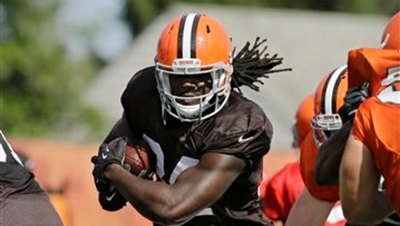 Isaiah Crowell