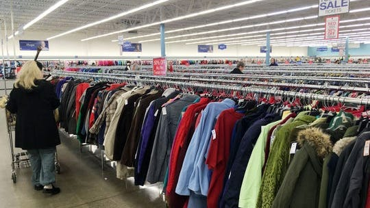 Goodwill has more than 30 stores in Middle and West Tennessee