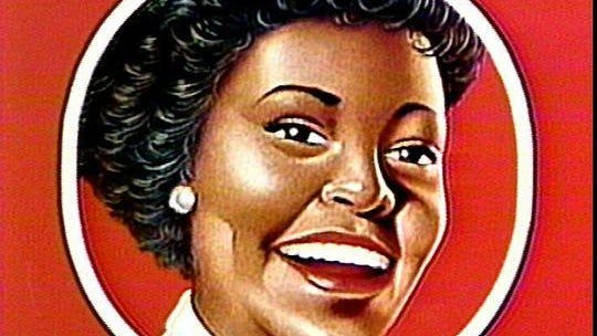 Over the years, the image of Aunt Jemima had evolved into its present-day logo, which is meant to evoke a working mother.