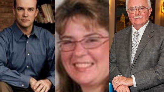 Jonathan Dever, Kimberly Angel Clark and Rick Bryan.