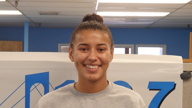 Ossining girls basketball's Andra Espinoza-Hunter is the Con Edison Athlete of the Week