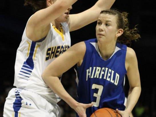 Jill Barta of Fairfield