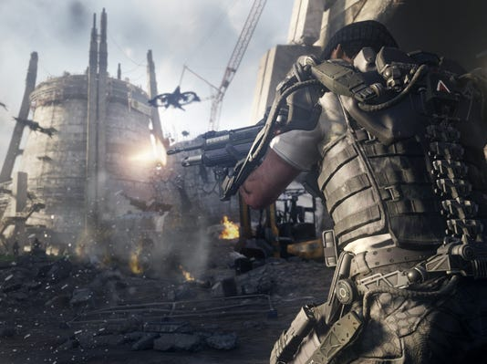 New 'Call of Duty' boasts 'game changer' tech features