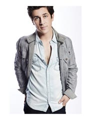 David Henrie, 25, attended Cheyenne Elementary and