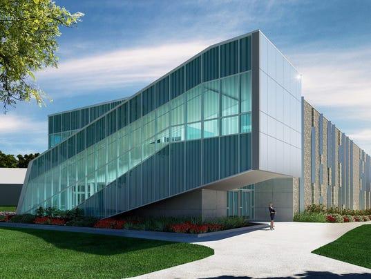 UWF Laboratory Sciences Annex