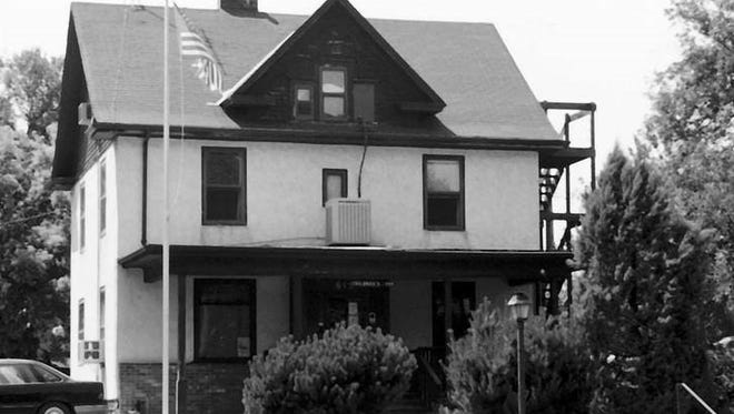 The second location of Children's Inn, a 5-bedroom home on Grange Avenue that began taking in women and children in 1979. The shelter is celebrating its 40th year in operation.