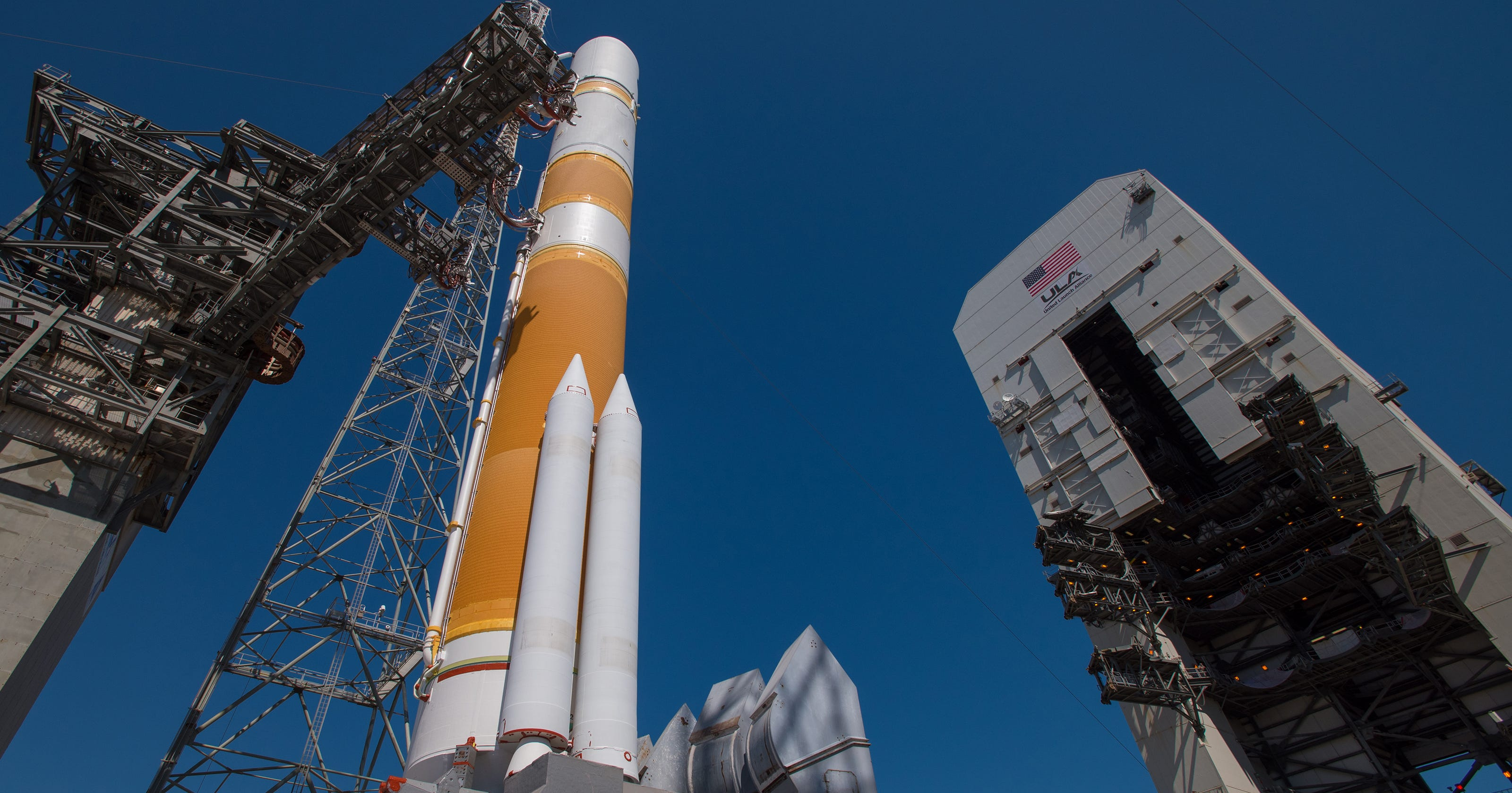 Updates: Delta IV Rocket Launches From Cape Canaveral