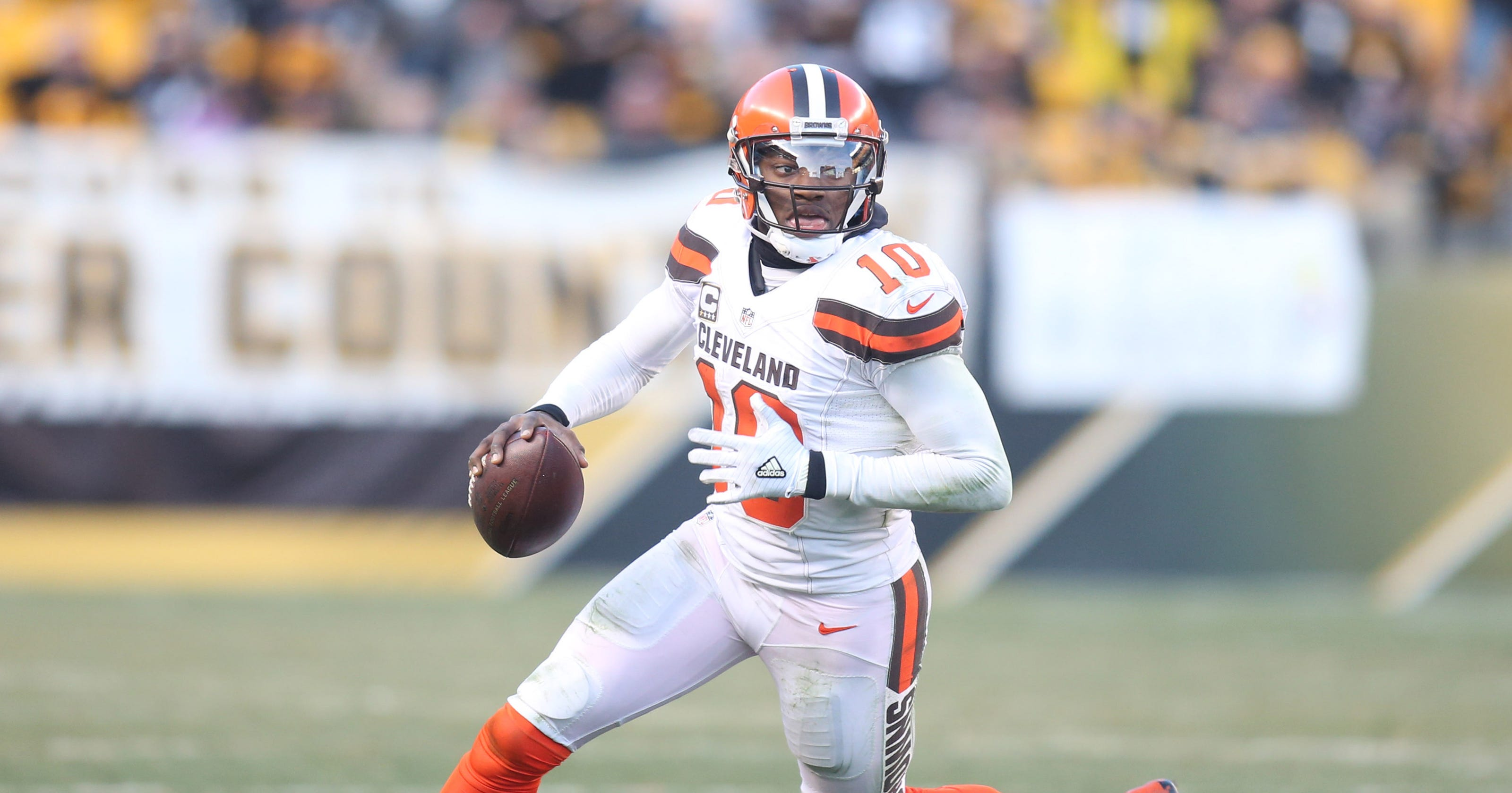 Browns QB Robert Griffin III involved in altercation at FSU track e5683bb2b