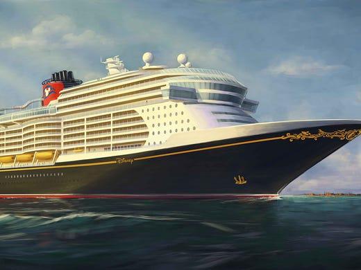 Disney Cruise Line unveils new cruises in 2020: Hawaii ...