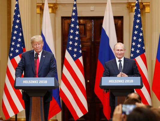 EPA FINLAND RUSSIA USA SUMMIT POL DIPLOMACY FIN UU