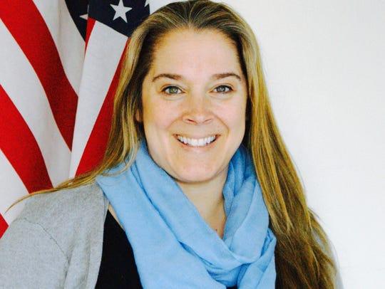 Rockland County Legislator Laurie Santulli