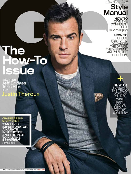 justin theroux gq