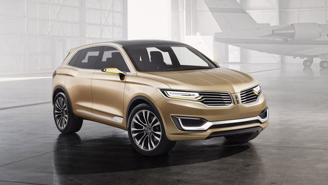 Lincoln Motor unveiled the Lincoln MKX Concept at Auto China 2014 in Beijing. The Lincoln MKX Concept hints at a global SUV that will become the third of four all-new Lincoln vehicles due by 2016. It is designed to capture the attention of consumers worldwide.